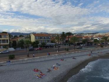Hotel Vanille, Cagne-sur-Mer, Costa Azzurra, Francia.